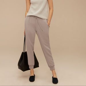 Wilfred dress pant jogger
